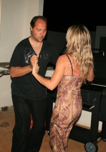 Jeff et Carine font la demo