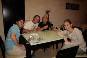 Jorge, Clément, Bru, Gaby