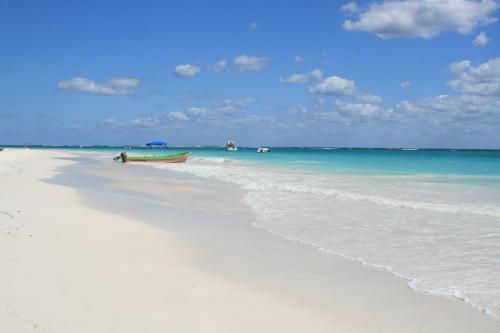 Tulum, la plage