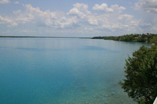La Laguna Bacalar