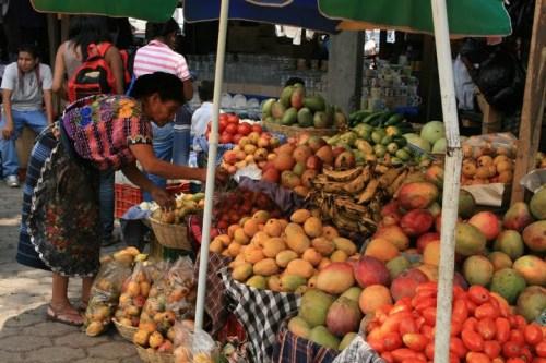 marché, Antigua, Guatemala