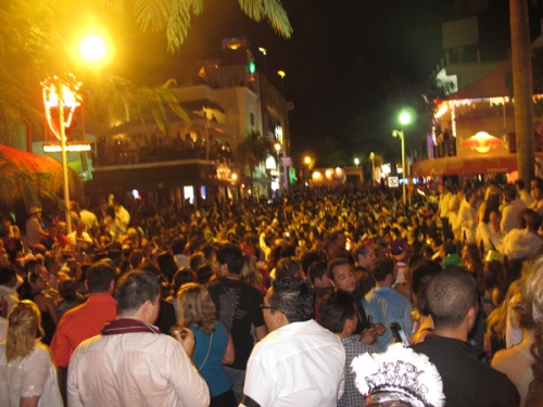 New Year's Eve Playa del Carmen