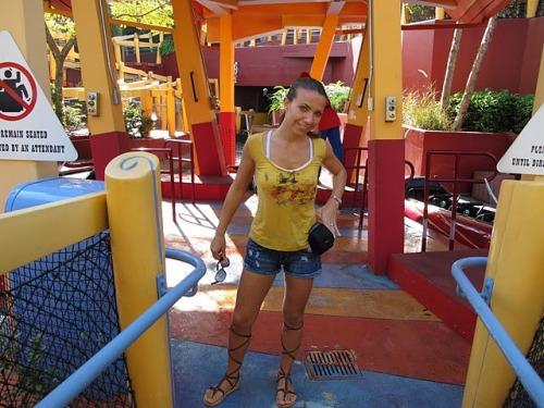 Adventure Island, Universal Studio