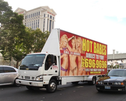 Hot Babes Strip Las Vegas