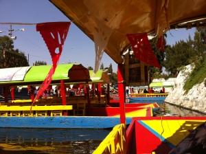barques Xochimilco